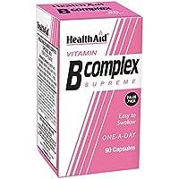 Health Aid Vitamin B Complex Supreme , 90 Capsules