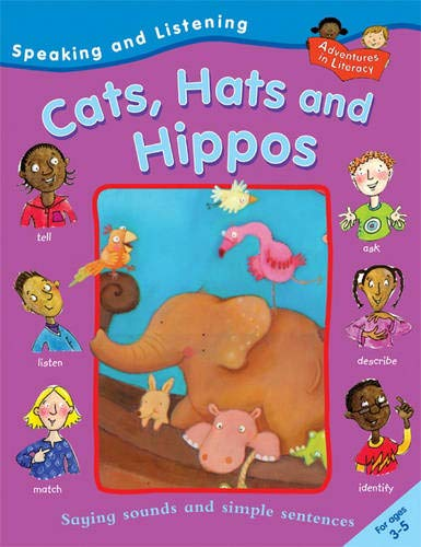 Speaking and Listening Cats, Hats and Hippos (Speaking & Listening)