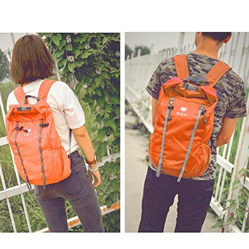 Imagen de vbiger 25l  de escalada  para uso al aire libre  para viajar deportes ocio escalada actividades al aire libre caminar naranja  alternativa