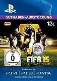 PlayStation Store Guthaben-Aufstockung 12 EUR - EA Ultimate Team [PS4, PS3, PS Vita PSN Code - deutsches Konto ]