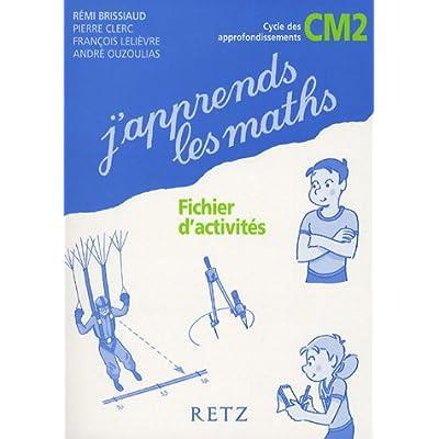 Apprends Maths Cm2 Fichi X 6 Pdf Kindle Eliottambrose