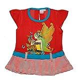 Myfaa Girls' Dress, Set of 1 (FR5572-Red...