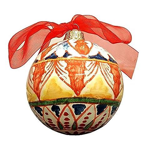 CERAMICHE D'ARTE PARRINI - céramique italienne artistiques , boule arbre