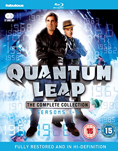 Image of Quantum Leap: The Complete Collection