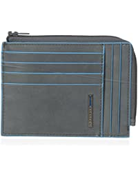 Piquadro Blue Square Monedero piel 12,5 cm