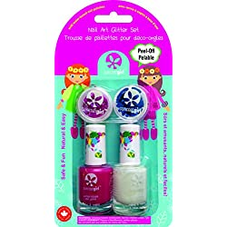 Suncoat Girl Glam Girl Kit di Nail Art per Bambini