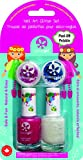 SUNCOAT GIRL Glam Girl Kit de Nail Art pour Enfant
