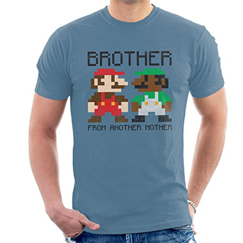Super Mario Brother From Another Mother Men's T-Shirt -