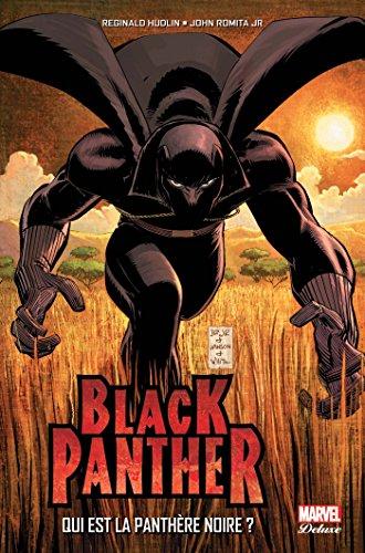 Black Panthère Qui est la panthère noire T01