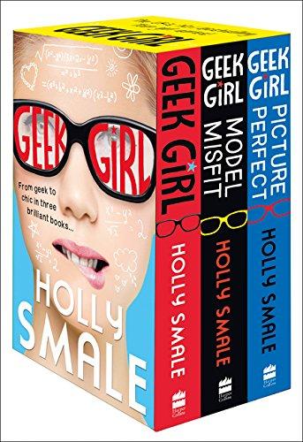 Box of Geek: Geek Girl books 1-3 (Geek Girl, Model Misfit and Picture Perfect) (Geek Girl)