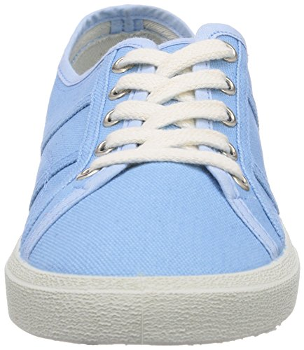 Jonny`s Vegan UmmiVegan, Damen Sneakers, Blau (Celeste), 42 EU - 4