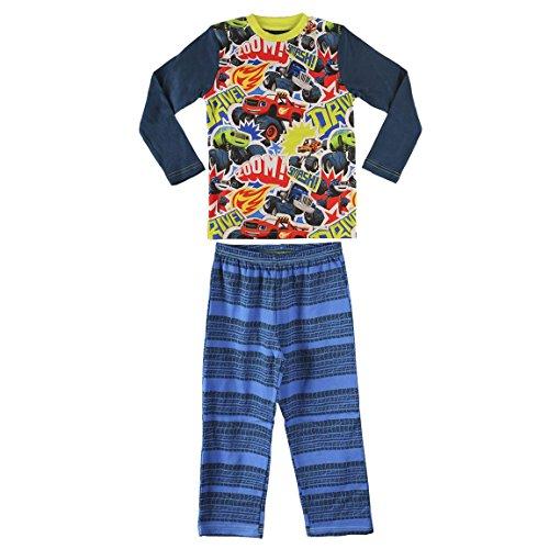 Blaze - pigiama a maniche lunga per ragazzi (3 anni)