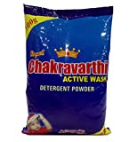 #6: Royal Chakravarthi Active Wash Detergent Powder,500g