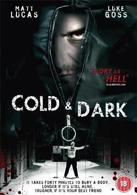 Cold And Dark [DVD] by Luke Goss