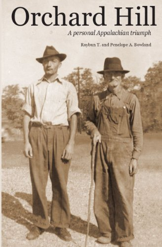 Orchard Hill: A personal Appalachian triumph (English Edition) -