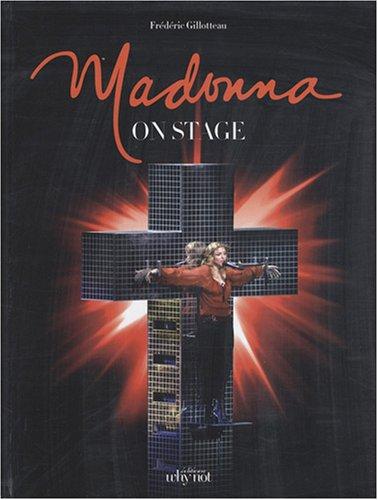 Madonna on stage par Frédéric Gilloteau