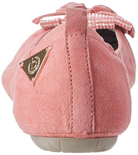corallo Rosa Bugatti Ballerine Chiuso 301 Ladies J06783g qFUa0