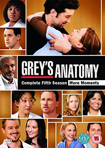 Grey's Anatomy - Series 5 - Complete