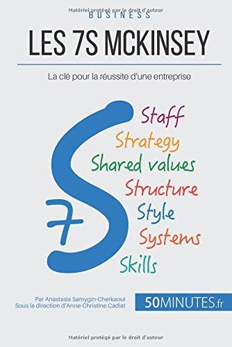 Les 7S McKinsey: La clé pour la réussite d'une entreprise