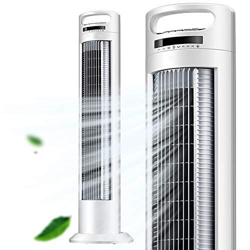 QJJML Ventilador De Torre Oscilante
