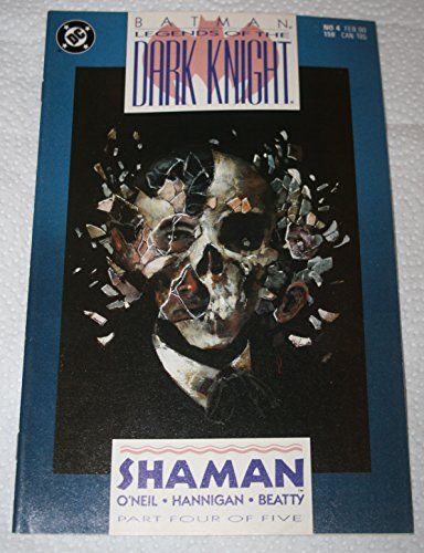 Legends of the Dark Knight #4