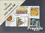 Prophila Collection BRD (BR.Deutschland) 50 Gramm Kiloware Sondermarken über Briefporto (Briefmarken für Sammler)