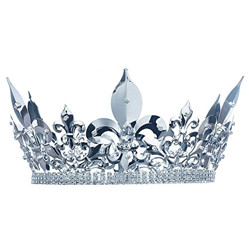 imperial-da-uomo-con-giglio-medievale-1079-cm-425-pageant-contest-prom-beauty-full-circle-re-crown-h