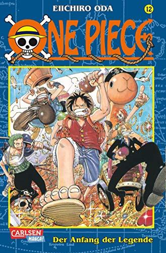 One Piece, Bd.12, Der Anfang der Legende