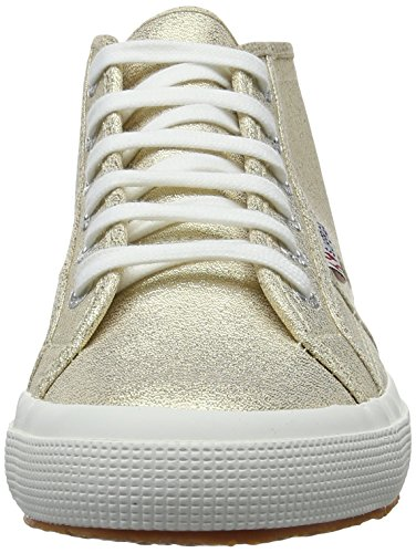Superga 2754 Lamew, Baskets basses mixte adulte Doré