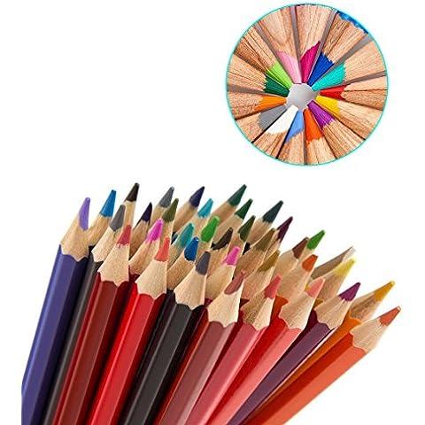 Matite colorate Set di 48 matite assortito