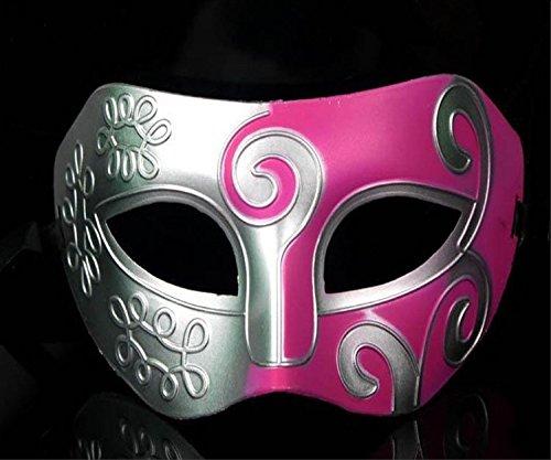 Domire Roman griechischen Herren venezianischen Halloween-Kostüm Party Masquerade -