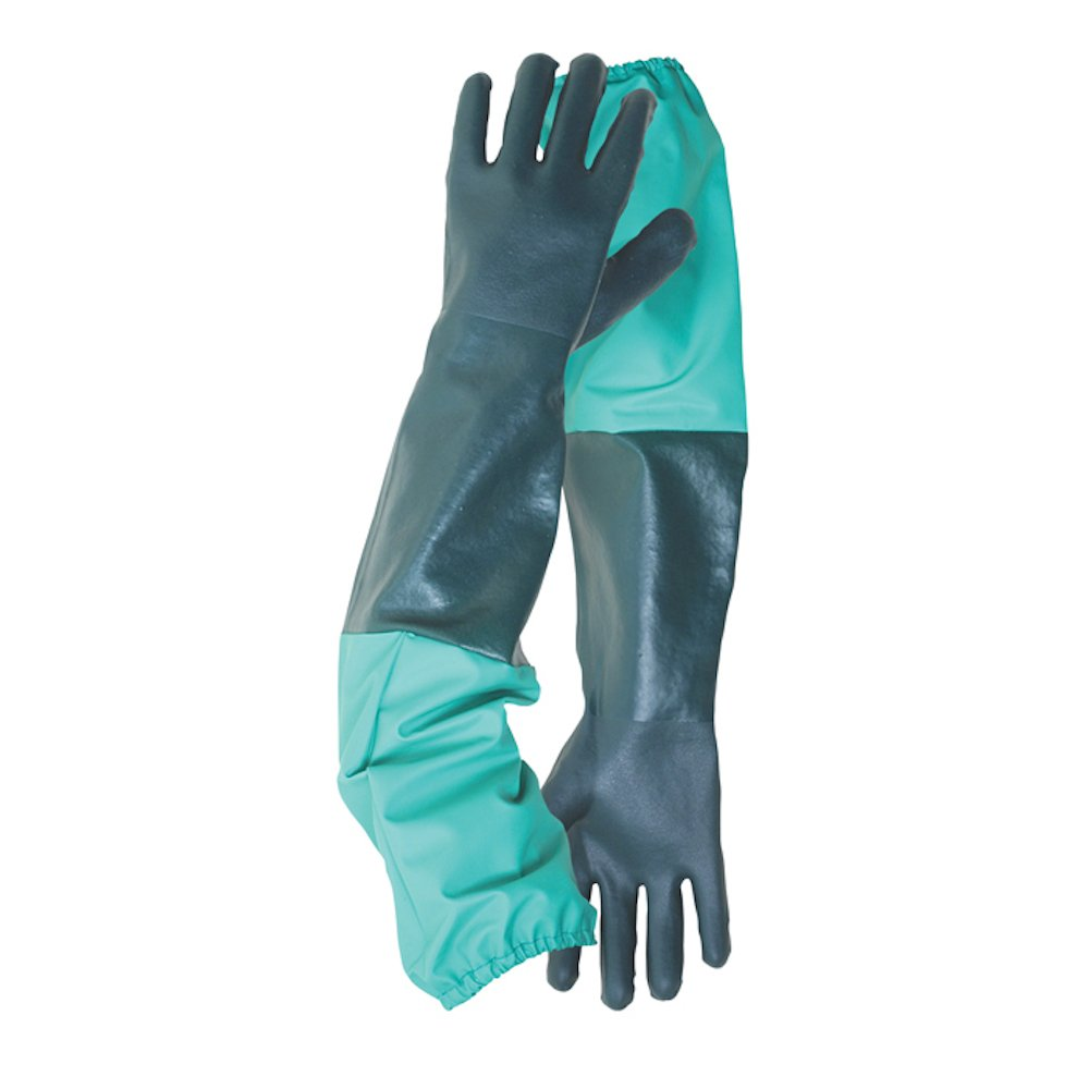 briers medium pond and drain glove amazon co uk garden outdoors