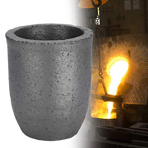 8 kg crisol grafito crisol carburo silicio forma copa