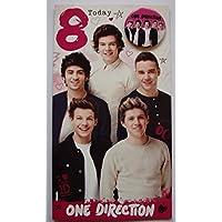 DANILO One Direction - Tarjeta de felicitación de cumpleaños ...