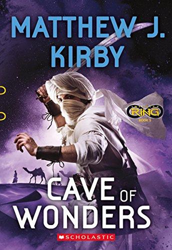 Cave of Wonders (Infinity Ring, Book 5)