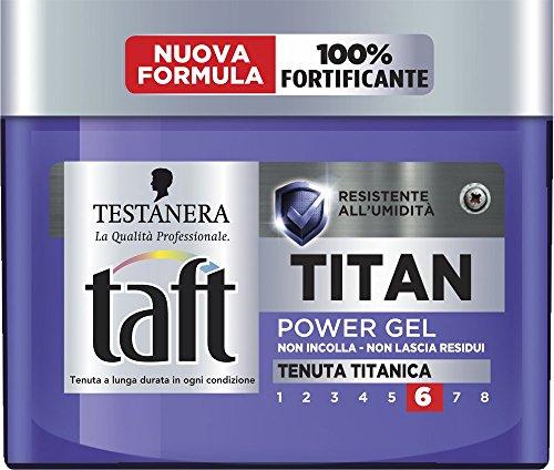 gel cheveux titan 250 ml