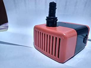 Konark Submersible Pump for Desert Air Cooler, Aquarium, Fountains, 20W 2.1m Copper Motor