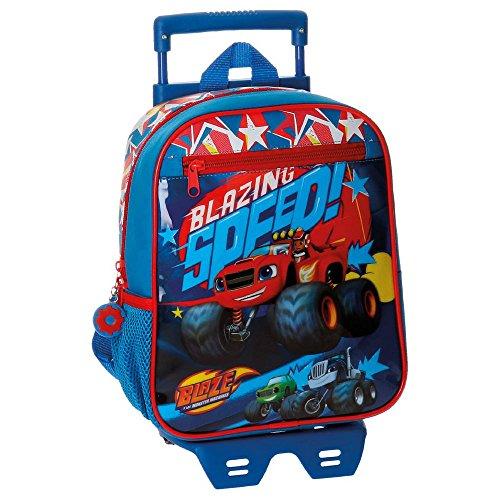 Imagen de blaze 48121m1 race  infantil, 28 cm, 6.44 litros, azul