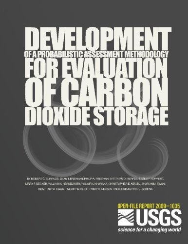 Development of a Probabilistic Assessment Methodology for Evaluation of Carbon Dioxide Storage por U.S. Department of the Interior
