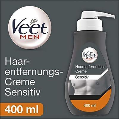 Veet Men Haarentfernungscreme schnelle