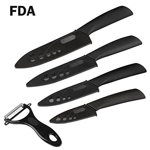 Analisis cuchillos de ceramica