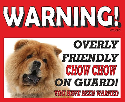 chow-chow-oro-perro-guardin-metal-sign-72