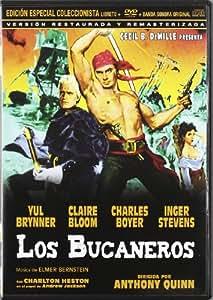 Los bucaneros ed especial+Banda sonora [Edizione: Spagna]