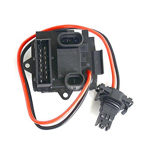 Heizung Gebläse Motor Widerstand Rheostat 7701046941, - Gebläse Heizung Für