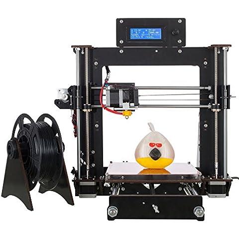 2016Upgraded Full Calidad Alta Precisión Reprap Prusa I3DIY Impresora 3d