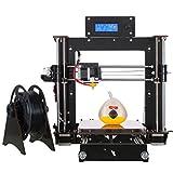 YZXT colorink Verbesserte High Precision große Größe Reprap Prusa i3 DIY 3D Drucker DEU