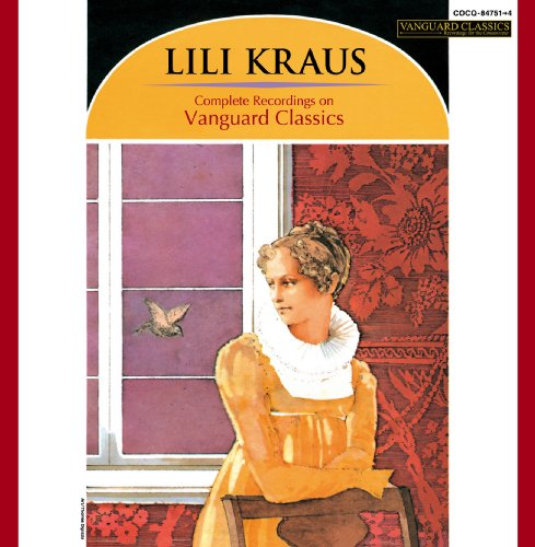 Lili Kraus Vanguard Collection