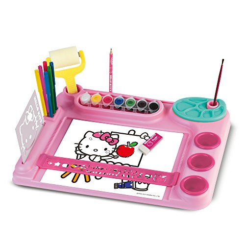 Grandi Giochi gg02322 – Base Creativa Hello Kitty