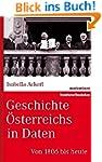 Geschichte Österreichs in Daten: Von...