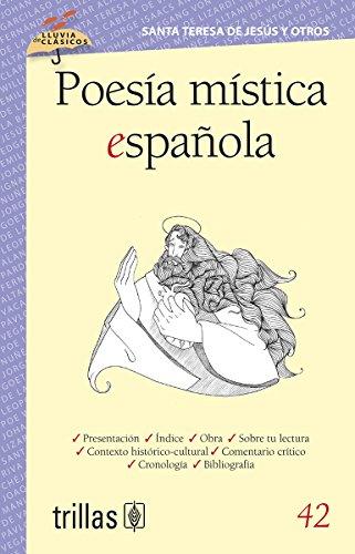 Poesía mística española / Spanish mystic poetry (Lluvia De Clásicos) por Santa Teresa de Jesús